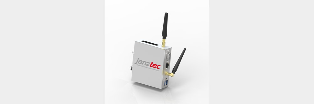 Industrieller #Raspberry Pi 4 – optional mit #LTE Modem