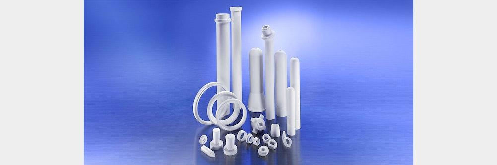 Keramikkomponenten für die Nichteisenmetall-Schmelzen-Industrie