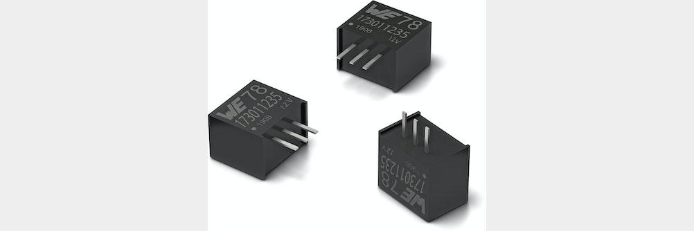 Power-Module ersetzen L78x-Linearregler
