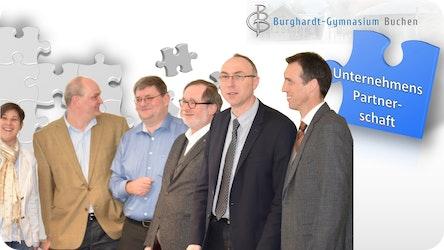 H+K geht Unternehmenspartnerschaft mit dem Burghardt-Gymnasium ein