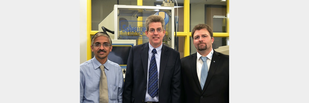 Scheugenpflug USA teams up with the Georgia Institute of Technology