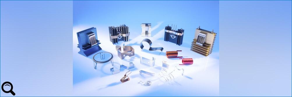 Clip- und Federlösungen für höchste Qualitätsanforderungen