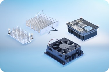 Kühlung für Embedded Systeme – CTX Thermal Solutions punktet mit großem Portfol