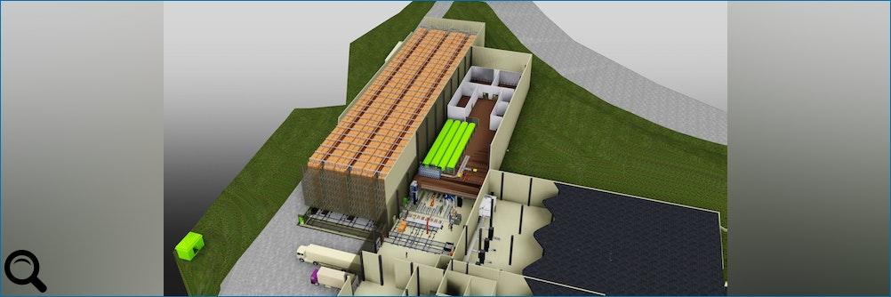 Dermofarm beauftragt viastore mit neuem internationalen Logistikzentrum