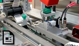 Auf Nummer sicher mit Kennzeichnungstechnik und Code-Qualität von REA JET & VER