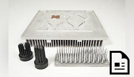 Neu: HDDC (High Density Die Casting)-Prozess für Flüssigkeitskühlplatten und Ho
