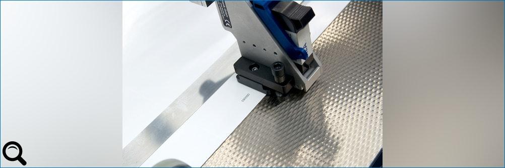 Die Qualität im Blick - manroland sheetfed und REA JET realisieren Bogennummeri