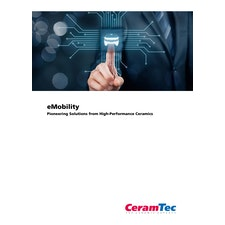 eMobility - Pioneering Solutions from High-Performance Ceramics