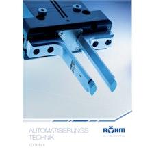 Neu RÖHM Automatisierungstechnik Katalog
