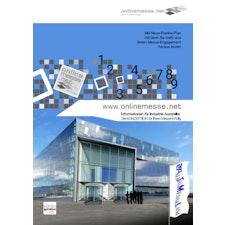Broschüre zum virtuellen KMU-Online-Messeland + 12 gute Argumente