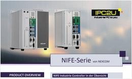 NIFE PC-basierte Feldbus Steuerungssysteme