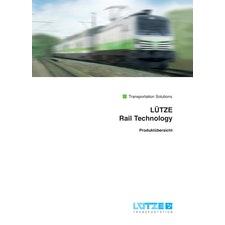 Produktübersicht LÜTZE Rail Technology