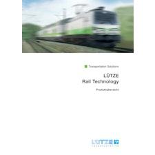 Produktübersicht LÜTZE Rail Technology Bahntechnik Signaltechnik
