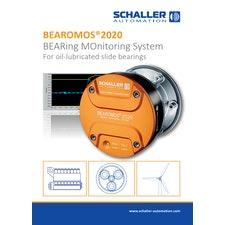 BEAROMOS®2020 BEARing MOnitoring System For oil-lubricated slide bearings