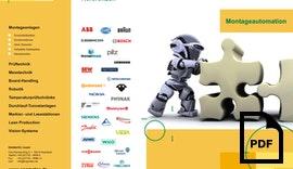 Montagetechnik für alle Automatisierungsstufen
