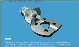 Protolabs CNC-Bearbeitung