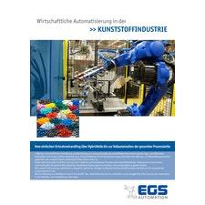 Wirtschaftliche Automatisierung in der Kunststoffindustrie