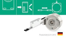Katalog Produktübersicht 2015 von Lika Electronic