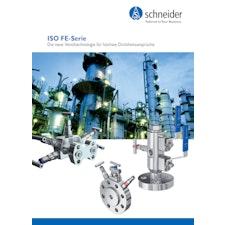 ISO FE-Serie I Die Ventiltechnologie für höchste Dichtheitsansprüche