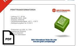 Transformatoren - Spitznagel GmbH