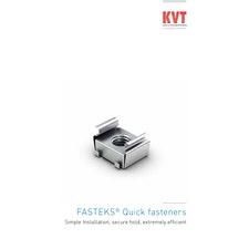 FASTEKS® Quick fasteners