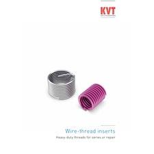 Wire-thread inserts