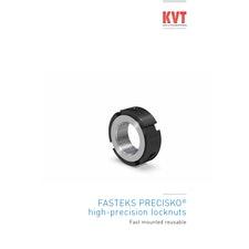 FASTEKS PRECISKO® high-precision locknuts