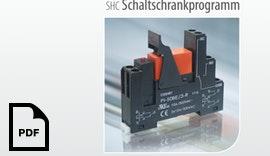 SHC Schaltschrankprogramm