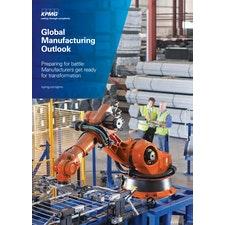 Global Manufacturing Outlook 2015 - Neue Strategien zur Steigerung von Wachstum und Innovation
