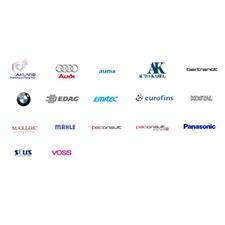 Referenzen IMV Europe Ltd.
