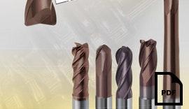 Fräswerkzeuge - Fräser für den Formen- und Gesenkbau