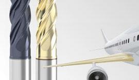 Fräswerkzeuge - Hochleistungsfräser für Titan- und Sonderlegierungen