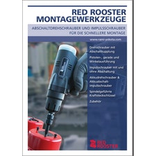 RED ROOSTER Montagewerkzeuge