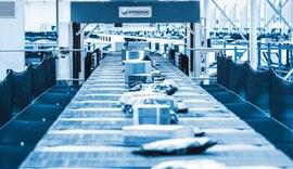 Auto-ID-Lösungen für die Paketlogistik, Lager- & Distributionslogistik