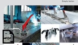 Innovations to make welding easier