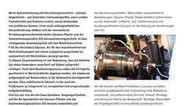 Automatisierung und Wälzfräsmaschine - ein Traumpaar in der Produktion