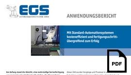 Mit Standard-Automationsystemen kosteneffizient und fertigungsschrittübergreifend zum Erfolg