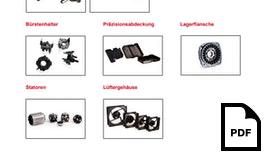 Automotive und technische Kunststoffteile
