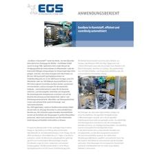 Exzellenz in Kunststoff, effizient und zuverlässig automatisiert