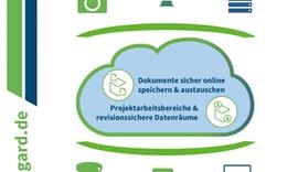 iDGARD-Broschüre: Die versiegelte Cloud für Dokumentenversand & digitale Datenräume