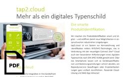 Datenblatt tap2.cloud