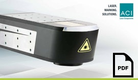 Beschriftungslaser zur Lasermaterialbearbeitung