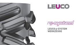 LEUCO p-SYSTEM WERKZEUGE
