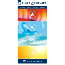 #Rühle+Wenger Unternehmensbroschüre