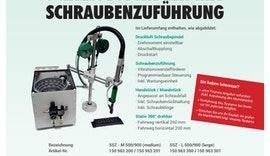 BIAX - Schraubspindeln mit Schraubenzuführung (DE)