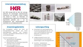 Kurzübersicht HKR Produkte