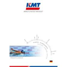 Produktbroschüre - KMT Hochdruckpumpen und Zubehör zum Wasserstrahlschneiden