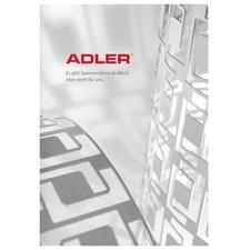 Adler Broschüre:  Blechbearbeitung