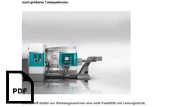 Dreh-Fräszentrum INDEX G220