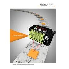 Produktkatalog Lasersensoren